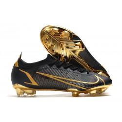 Nike Mercurial Vapor 14 Elite FG Black Golden