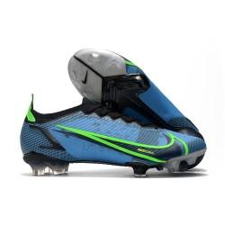 Nike Mercurial Vapor 14 Elite FG Blue Black Green