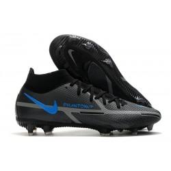 Nike Phantom GT2 Elite DF FG Boots Renew - Black Iron Grey