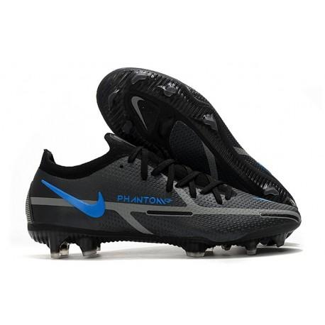 Nike Phantom GT2 Elite FG Renew - Black Iron Grey