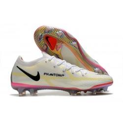Nike Phantom GT2 Elite FG White Black Bright Crimson Pink Blast