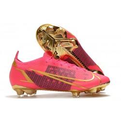 Nike Mercurial Vapor 14 Elite FG Red Gold