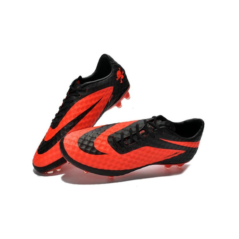 new products best wholesaler good looking New Discount Red Black Nike HyperVenom Phantom FG Soccer Cleats