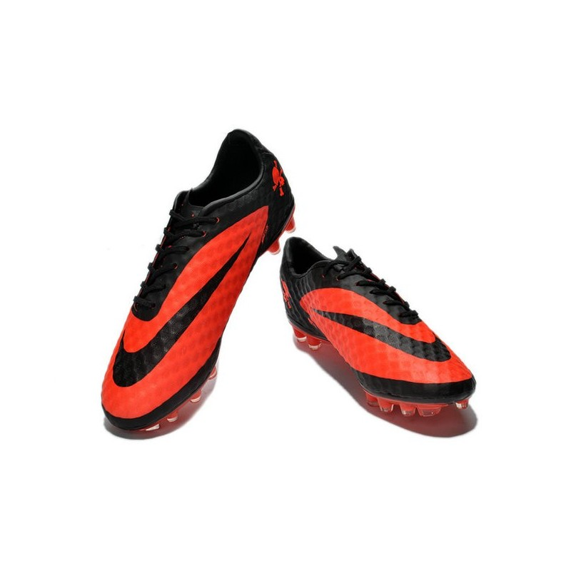 cheap for discount 4491a 6bd14 New Discount Red Black Nike HyperVenom Phantom FG Soccer Cleats